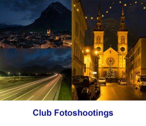 Club Fotoshootin