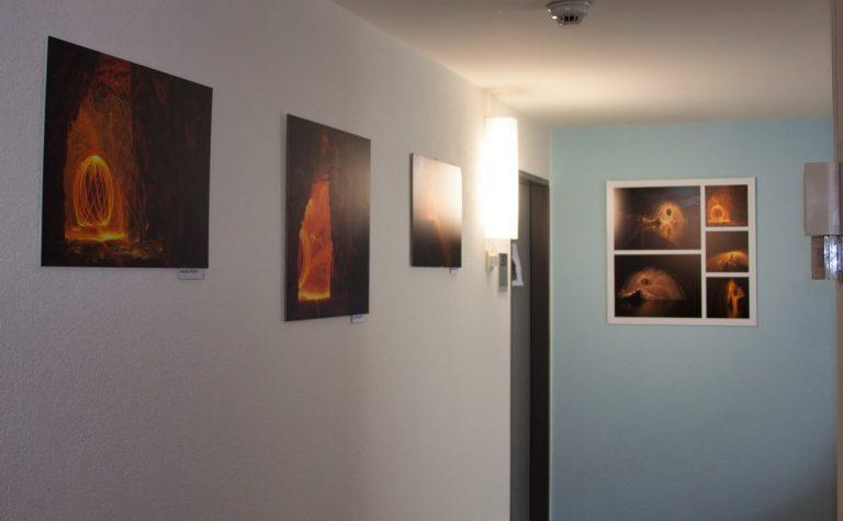 Bilderausstellung im Altersheim 09