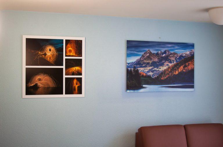 Bilderausstellung im Altersheim 10