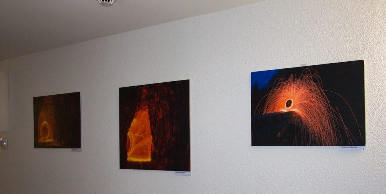 Bilderausstellung im Altersheim 11